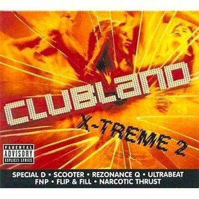 Various Artists  - Clubland X-treme 2 Box set CD