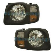 Xterra Headlight