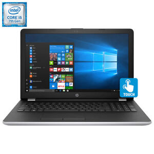 New HP Touch-Screen -Intel Core i5-7200 7th Generation