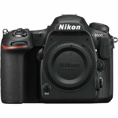 Nikon D500 DSLR Camera (Body Only) Black 1560