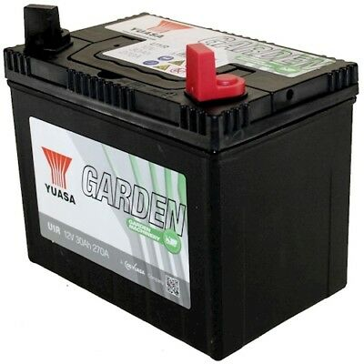 Batterie U1R 12V 30Ah für Gilson Honda Hull John Deere Husqvarna Kubota John Deere Honda