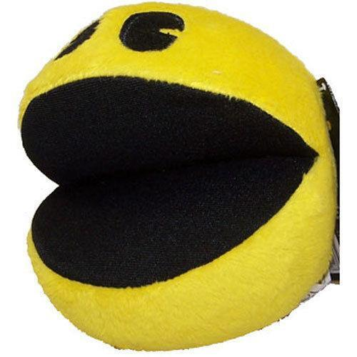 pac man plush toys hobbies ebay. Black Bedroom Furniture Sets. Home Design Ideas