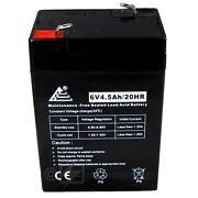 Exit Light Battery