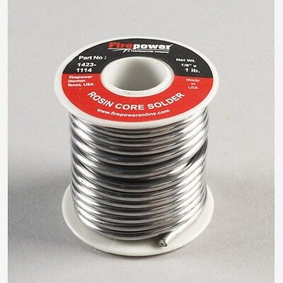 Firepower 1423-1114 - Rosin Core Solder 4060 18
