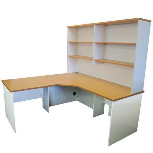 Corner Workstation Office Desk Origo Home Study Beech White Desks Gumtree Australia Charles Sturt Area Woodville North 1173068840