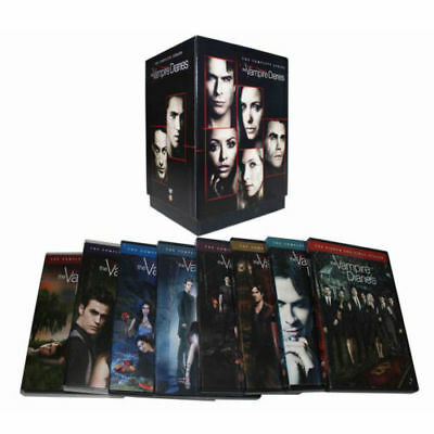 The Vampire Diaries Seasons 1 8 Complete Series Tv Collection Dvd 2 3 4 5 6 7 8
