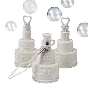 24 Wedding Bubbles Ebay