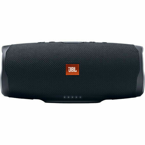 JBL JBLCHARGE4BLKAM-Z Charge 4 Portable Bluetooth Speaker, Black