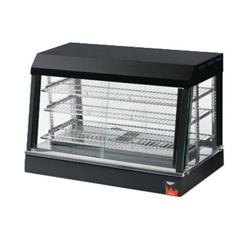 """Vollrath 40735 47"""" Countertop Hot Food Merchandiser - Self-Service"""
