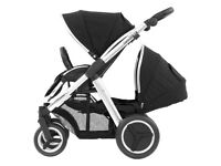 Double buggy by oyster tandem max