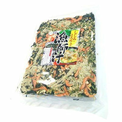 Miso Soup Mix (Miso soup element Mix [Clam shell,Tororo kelp] 86g From)