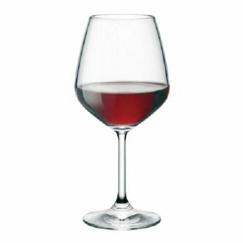 Calice Divino vino Rosso Bianco 53 Cl. Bicchiere Vetro Aperitivo Bormioli Rocco