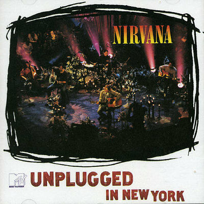 Nirvana - Unplugged in New York [New CD]