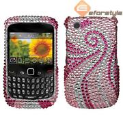 Blackberry Curve 8530 Diamond Cover