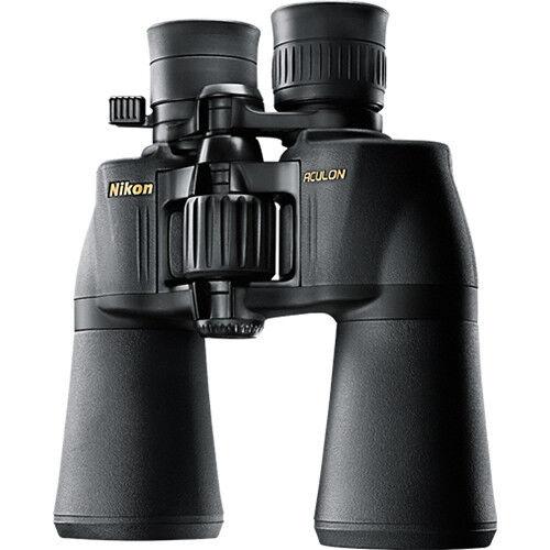 Nikon 10-22x50 Aculon A211 Binocular (Black) 8252