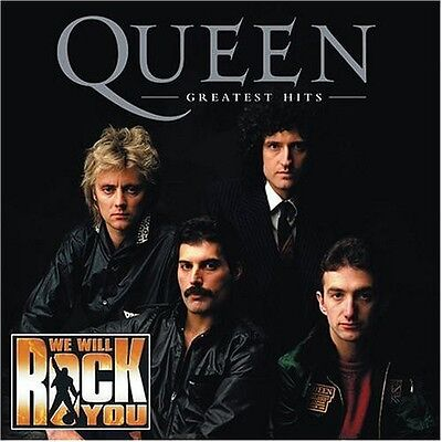Купить Queen - Greatest Hits: We Will Rock You Edition [New CD] Bonus Tracks, Rmst, Spe