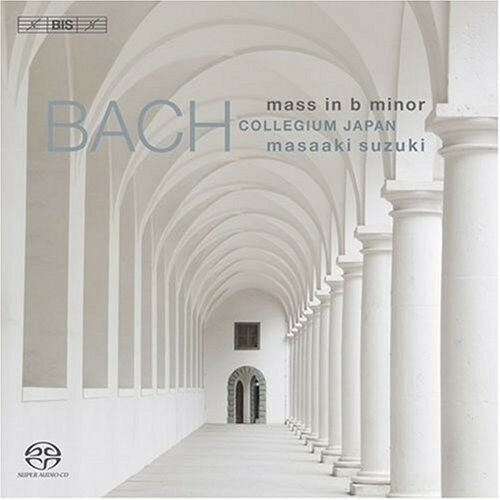 Bach Collegium Japan - Mass in B minor [New SACD] Hybrid SACD