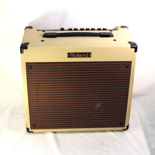 roland electric guitar amplifier ebay. Black Bedroom Furniture Sets. Home Design Ideas