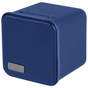 iHome IBT56DLC Bluetooth Wireless Speaker - Blue(Open Box)***READ***