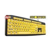 Large Computer Keyboard