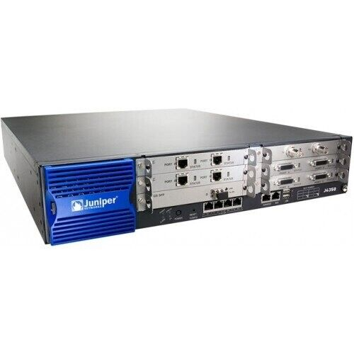 Juniper Networks J4350-JB Services Router, 1 Year Warranty