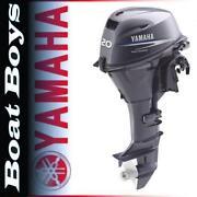 Yamaha 20HP