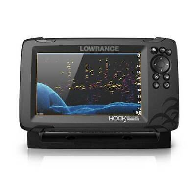 Lowrance HOOK Reveal 7x Fishfinder w/SplitShot Transducer 00