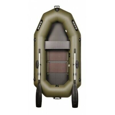 BARK B-220C TOP QUALITY INFLATABLE DINGHY FISHING ROWING BOAT for sale  Shipping to Ireland