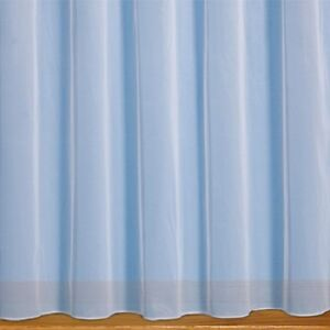 plain white weighted bottom net curtains made to measure. Black Bedroom Furniture Sets. Home Design Ideas