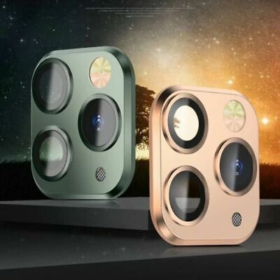 Fake Camera Lens Sticker for iPhone XR XS MAX Change to iPhone 11 Pro Max Cover