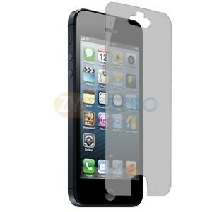4X Anti Glare Matte LCD Screen Protector Cover for iPhone 5 5C 5S