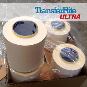 TransferRite Application Tape for Sign Vinyl (1 Roll - 108mmx100m) Free Shipping