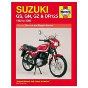 Suzuki 125 Manual
