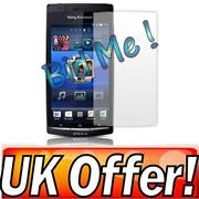 Sony Ericsson Xperia Arc s Screen Protector