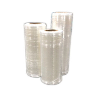 Torque Hand Stretch Wrap Rolls 1500roll Pallet Wrap 12 15 18 Wide