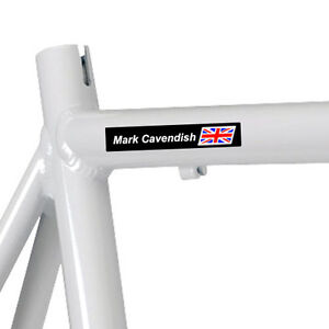4x-PRO-Personalised-Road-Bike-Cycling-Frame-Helmet-GB-Flag-Name-Decals-Stickers