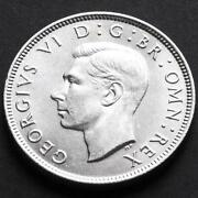 George VI Two Shillings