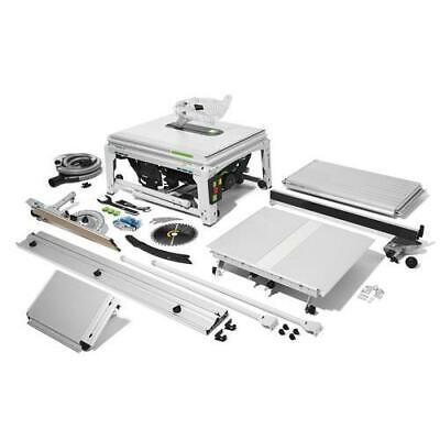 Festool Sierra Circular de Mesa Tks 80 Ebs-Set, usado segunda mano  Embacar hacia Spain