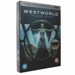 Westworld Season 1 One-The Maze Region 2 UK New Fast Dispatch