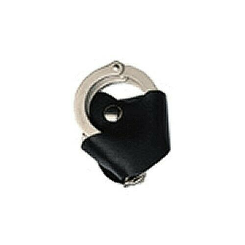 Boston Leather 5520-1 Black Quick Release Handcuff Cuff Case Holder