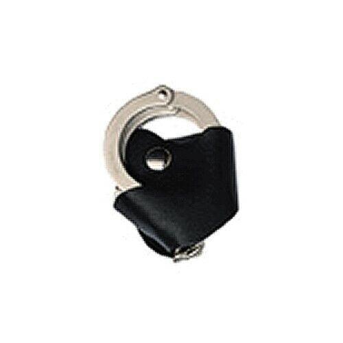Boston Leather 5520-1 Black Quick Release Handcuff Cuff Case