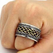 Mens Irish Ring