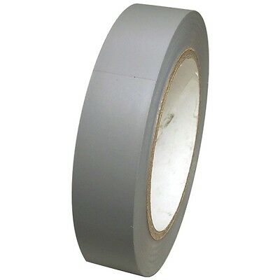 Gray Vinyl Tape 1 Inch X 36 Yd. 1 Roll. Spvc