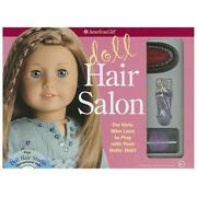 American Girl Doll Hair Book