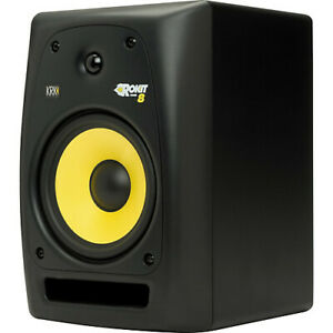 2 KRK Rokkit 8 2nd Gen with Prime Acoustics Stands