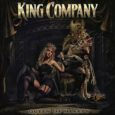 QUEEN OF HEARTS - KING COMPANY [CD]