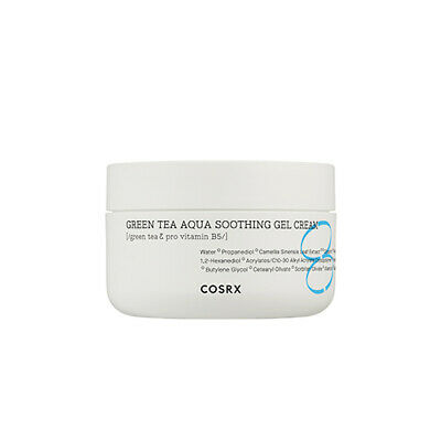 [COSRX] Hydrium Green Tea Aqua Soothing Gel Cream 50ml