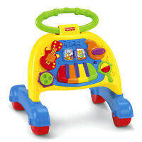 Trotteur musical Fisher Price Musical Walker