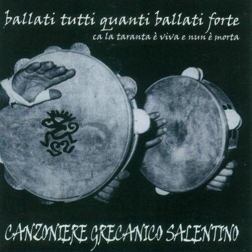 Canzoniere Grecanico - Ballati Tutti Quanti Ballati [New CD] Italy - Impo