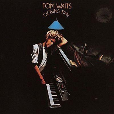 TOM WAITS - CLOSING TIME (180g remastered LP Vinyl) sealed